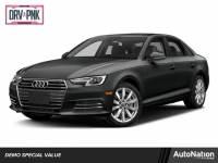 2018 Audi A4 Premium Plus