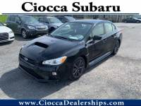 Used 2016 Subaru WRX 4dr Sdn Man For Sale in Allentown, PA