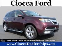 Used 2010 Acura MDX Technology Pkg For Sale in Allentown, PA