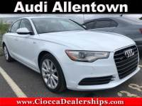 Used 2013 Audi A6 3.0T Premium For Sale in Allentown, PA