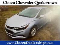 Used 2017 Chevrolet Cruze LT For Sale in Allentown, PA