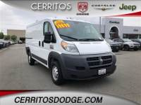 Used 2016 Ram ProMaster 1500 Low Roof for Sale in Cerritos