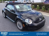 2016 Volkswagen Beetle 1.8T S Automatic PZEV Convertible in Franklin, TN
