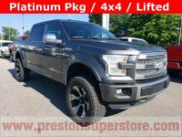 Used 2015 Ford F-150 Platinum Truck in Burton, OH