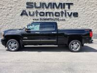 2018 Chevrolet Silverado 2500 CREW-SHORT-HIGH COUNTRY-6.6L DIESEL-NAV-MOON-4WD-L 4WD Crew Cab 153.7 High Country