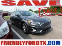 2019 Ford Fusion Hybrid Titanium Sedan I4 Hybrid