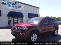 2017 Jeep Grand Cherokee Laredo 4x4