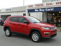 Pre-Owned 2017 Jeep New Compass Sport Sport Utility