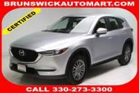 Certified Used 2018 Mazda Mazda CX-5 Sport in Brunswick, OH, near Cleveland