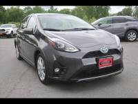 2018 Toyota Prius c Four Hatchback Front-wheel Drive