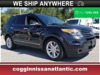 Pre-Owned 2014 Ford Explorer Limited SUV in Jacksonville FL