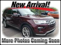 Pre-Owned 2019 Ford Explorer Limited SUV in Jacksonville FL