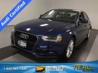 Used 2016 Audi A4 For Sale at Burdick Nissan | VIN: WAUBFAFL2GN012224