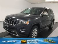 Used 2015 Jeep Grand Cherokee For Sale at Burdick Nissan | VIN: 1C4RJFBG6FC692600