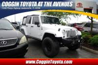 Pre-Owned 2018 Jeep Wrangler JK Unlimited Sahara 4x4 SUV in Jacksonville FL