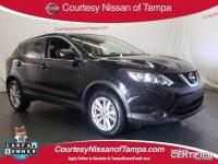 Pre-Owned 2018 Nissan Rogue Sport S SUV in Jacksonville FL