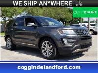Pre-Owned 2016 Ford Explorer Limited FWD Limited in Jacksonville FL