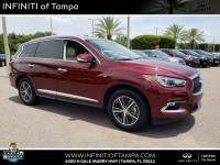Pre-Owned 2019 INFINITI QX60 LUXE SUV in Jacksonville FL