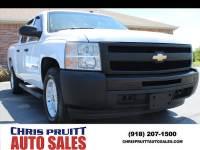 2010 Chevrolet Silverado 1500 Work Truck Crew Cab 2WD