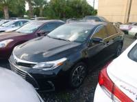 Used 2016 Toyota Avalon for Sale in Clearwater near Tampa, FL