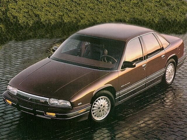 Photo Used 1992 Buick Regal Limited near Denver, CO