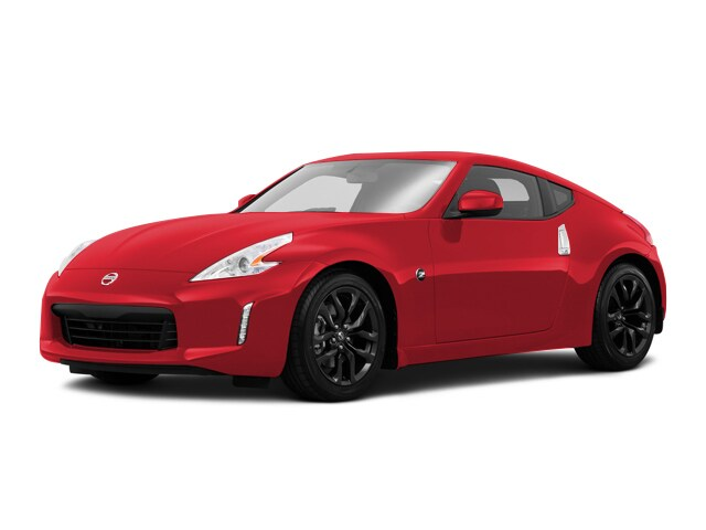 Photo Used 2018 Nissan 370Z Base Coupe For Sale in Asheville, NC