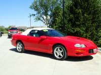 1998 Chevrolet Camaro SS Z28 CONVERTIBLE 6 SPEED 5.7L V8 ONLY 25K ACTUAL