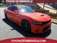 Pre-Owned 2016 Dodge Charger R/T Scat Pack Sedan in Greenville SC