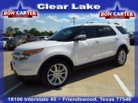 2013 Ford Explorer Limited SUV near Houston