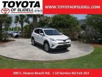 Used 2018 Toyota RAV4 Limited FWD