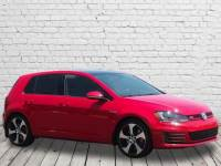 2016 Volkswagen Golf GTI w/Performance Package