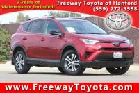 2018 Toyota RAV4 SUV Front-wheel Drive - Used Car Dealer Serving Fresno, Central Valley, CA