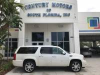 2008 Cadillac Escalade ESV Navigation CD DVD Backup Camera Heated and Cooled Leather