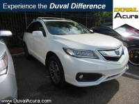 Used 2017 Acura RDX For Sale at Duval Acura | VIN: 5J8TB3H75HL005717