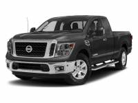 Used 2017 Nissan Titan SV Extended Cab Pickup For Sale in Johnson City near Kingsport, Bristol & Blountville | Tri-Cities Nissan