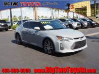 Certified Pre Owned 2016 Scion tC Base Coupe 6M for Sale in Chandler and Phoenix Metro Area