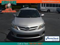 2012 Toyota Corolla 4dr Sdn Auto LE (Natl)