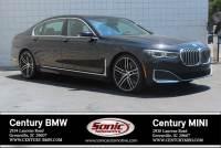 Pre-Owned 2020 BMW 7 Series Sedan in Greenville, SC