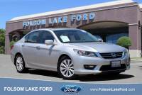 Used 2014 Honda Accord Sedan EX-L 4 For Sale in Folsom