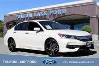 Used 2017 Honda Accord Sedan Sport Sport CVT 4 For Sale in Folsom