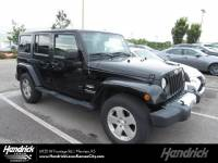 2008 Jeep Wrangler Unlimited Sahara Convertible in Franklin, TN