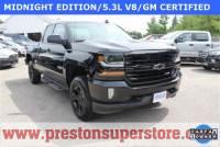 Certified Used 2016 Chevrolet Silverado 1500 LT Truck in Burton, OH