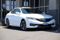 Used 2017 Honda Accord EX-L Coupe For Sale in Fairfield, CA