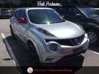 Pre-Owned 2014 Nissan Juke Nismo SUV For Sale in Raleigh NC