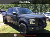 Pre-Owned 2016 Ford F-150 XLT Truck SuperCrew Cab For Sale in Raleigh NC