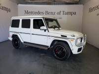 Certified 2018 Mercedes-Benz G-Class AMG G 63 SUV in Jacksonville FL