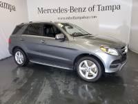 Certified 2017 Mercedes-Benz GLE GLE 350 SUV in Jacksonville FL