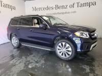 Certified 2017 Mercedes-Benz GLS GLS 450 SUV in Jacksonville FL