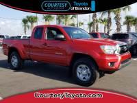 Certified 2014 Toyota Tacoma PreRunner V6 Truck Access Cab in Jacksonville FL