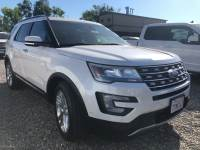 2016 Ford Explorer Limited w/ Leather & Navigation